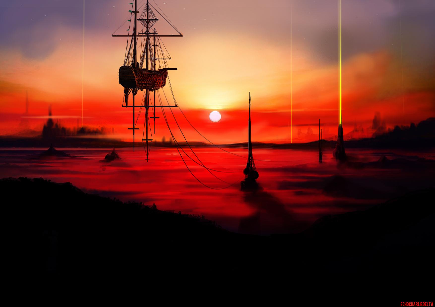 Last Journey of USS Ulysses