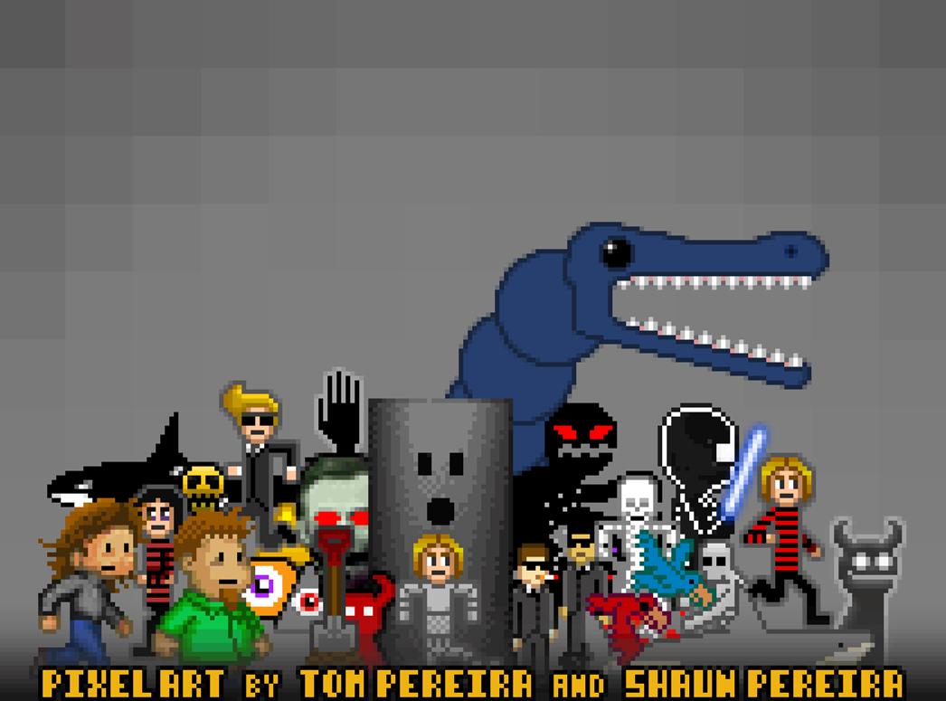 Pixel Art Demo (Larger)