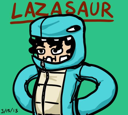 Lazasaur