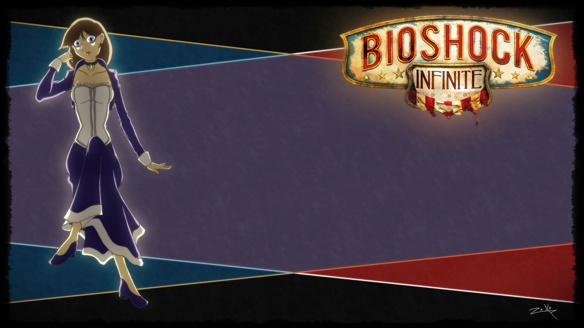 Bioshock: Elizabeth Wallpaper