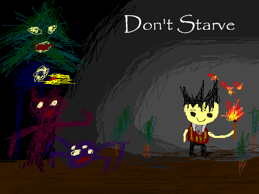 Dont Starve Wallpaper By Haribo841 On Newgrounds