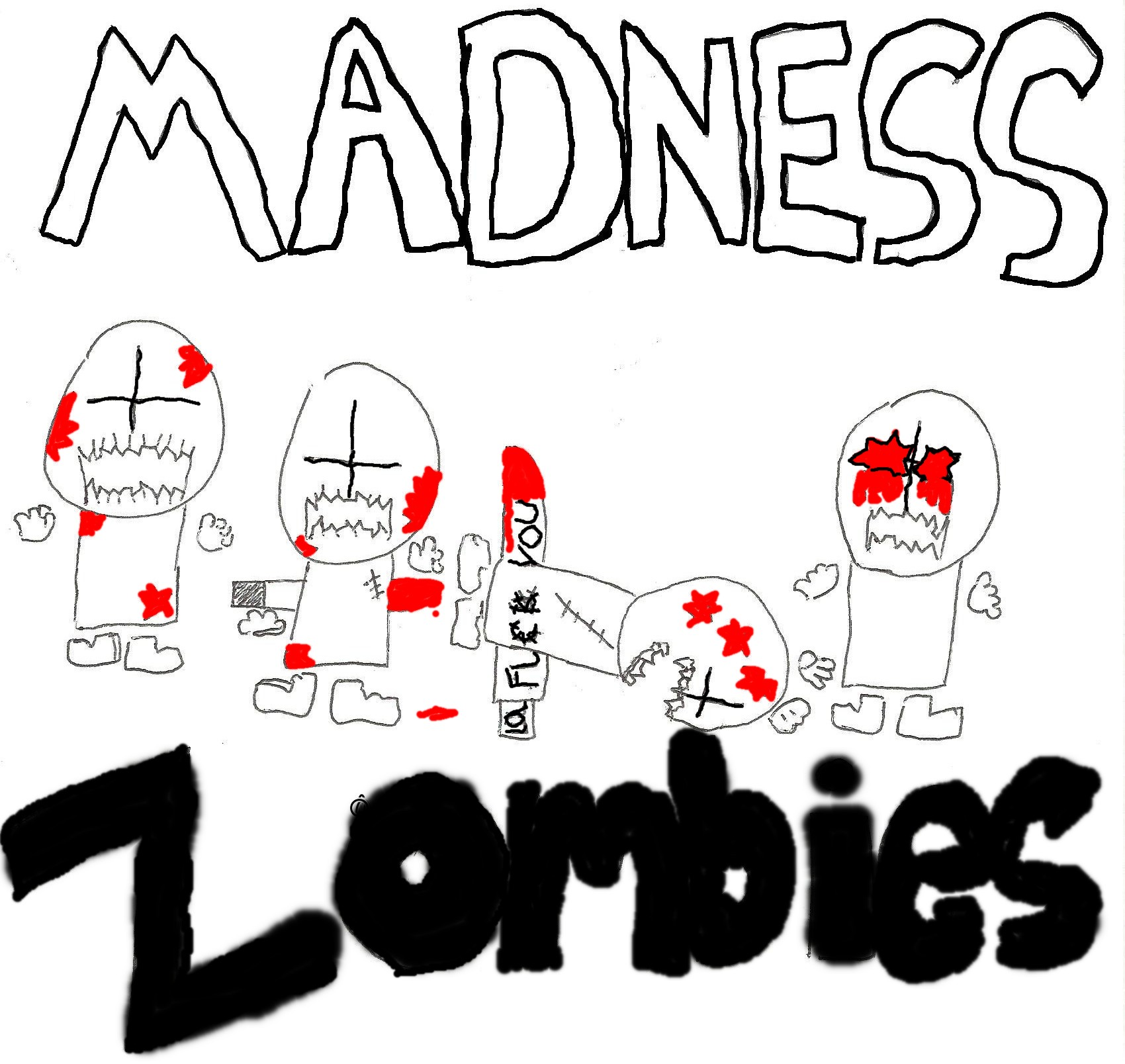 Madness Zombies TEST