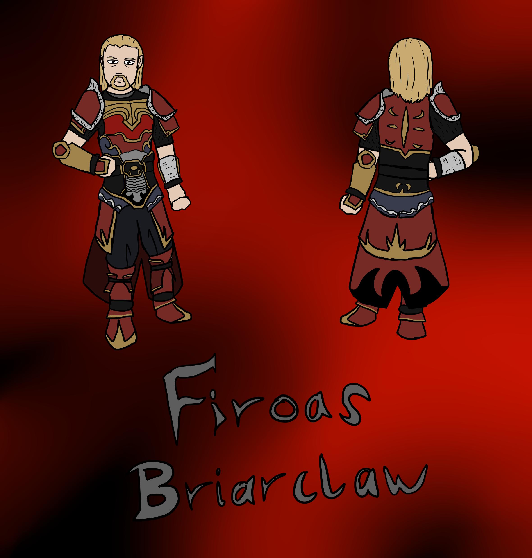 Canthan Firoas (Weaponless)