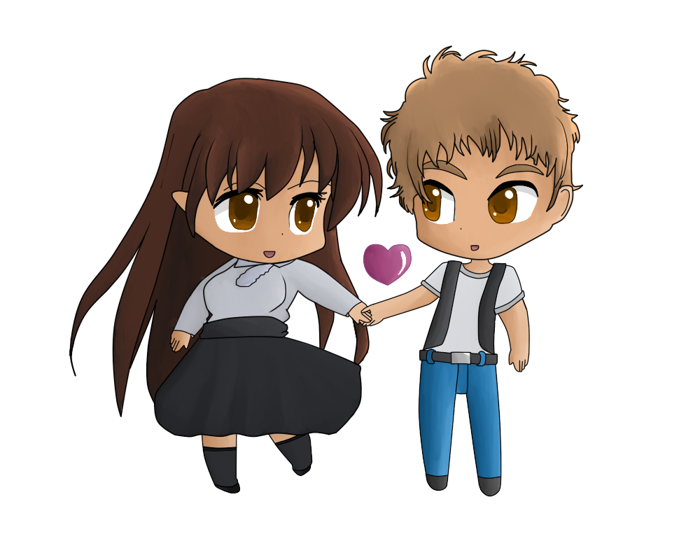 Chibi Couple
