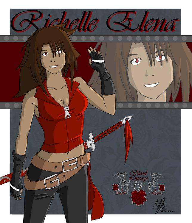 Richelle Elena