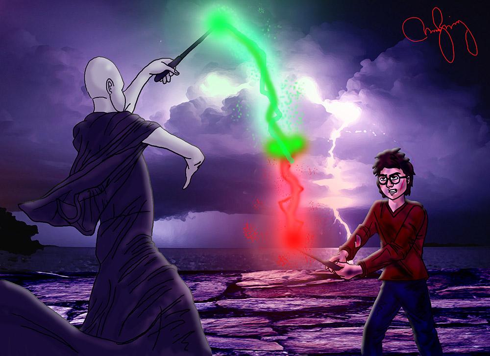 Harry's final fight
