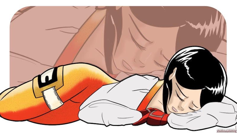 Sleeping Dagger