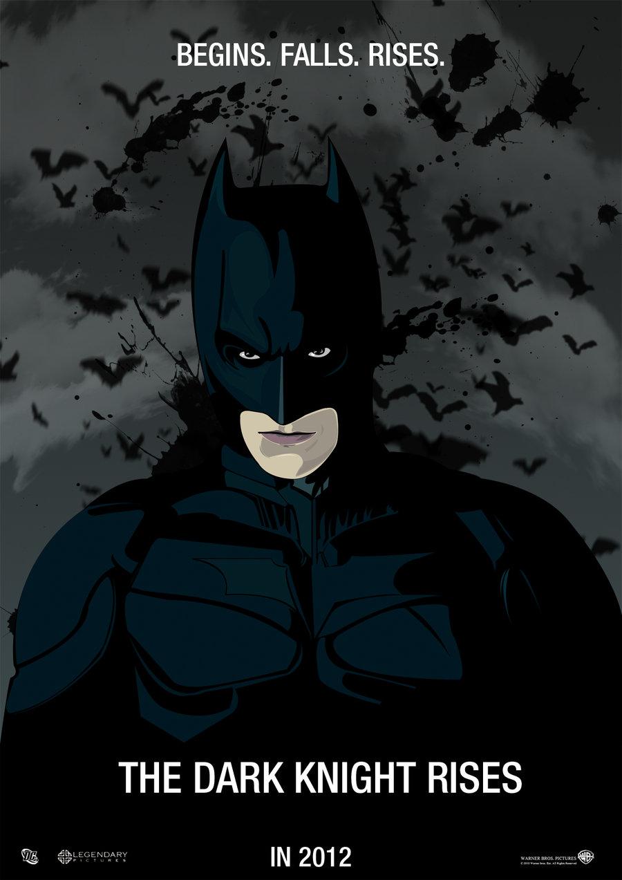 The Dark Knight Rises Vector