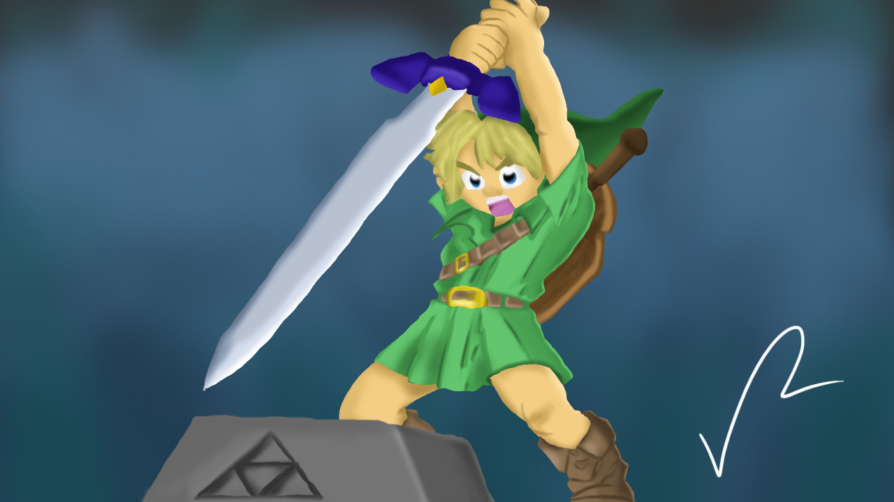 Link's Moment of Truth