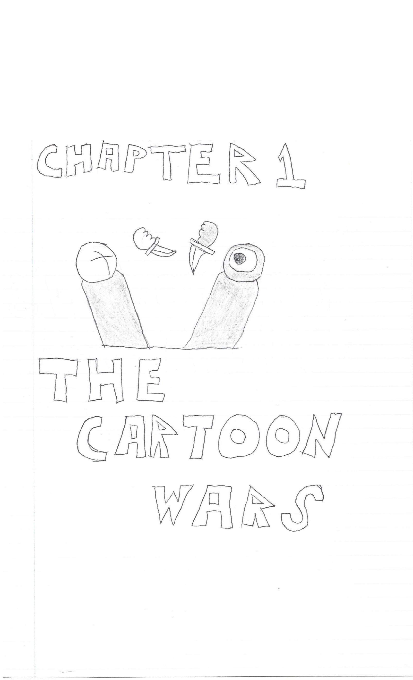 A Cartoons Adventure Ch.1 Pg.1