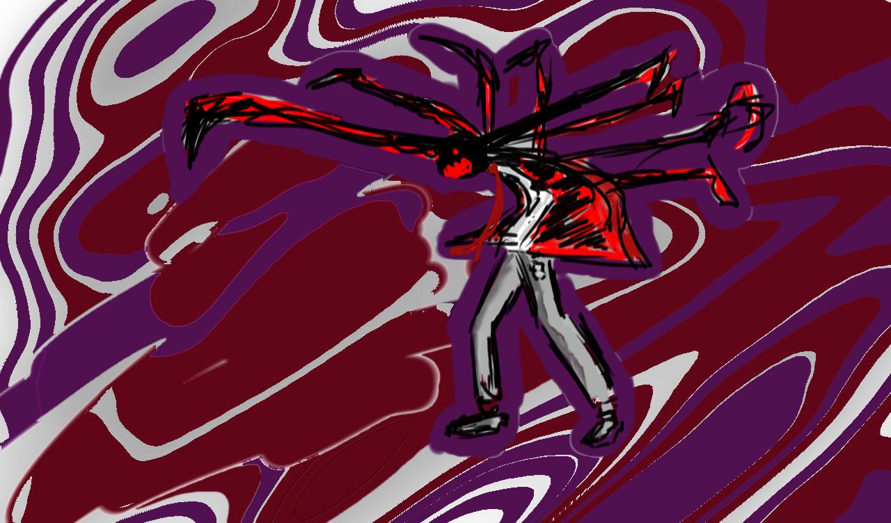 Evil sketch