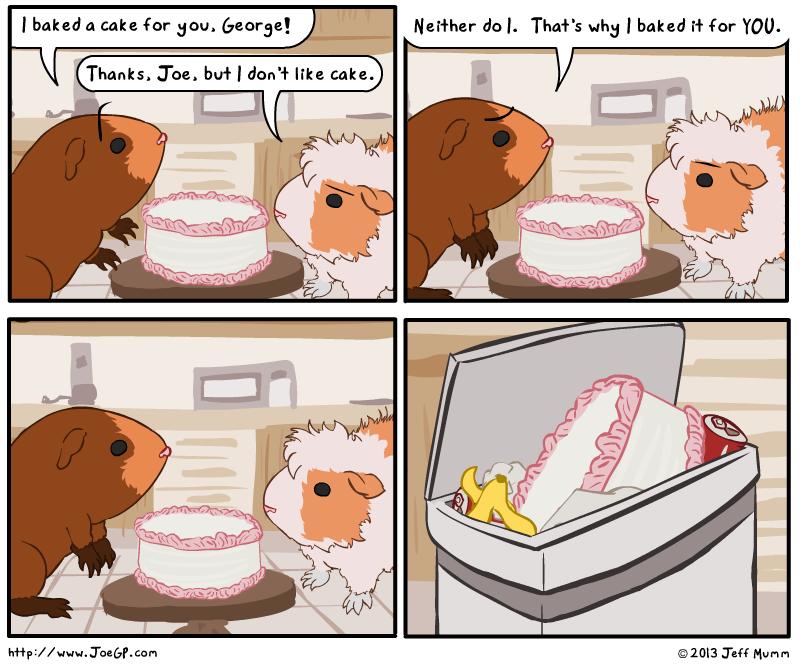 Everyone Likes Pie