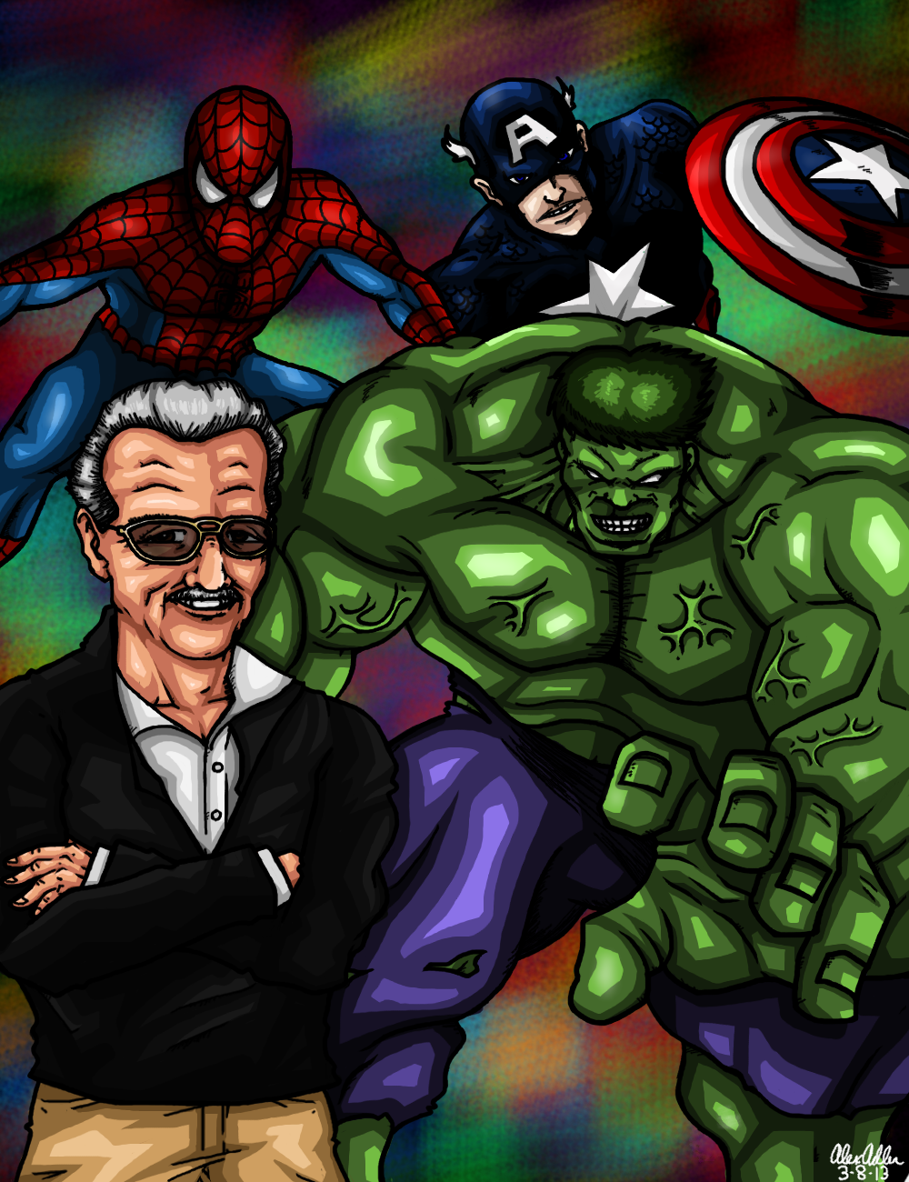 Stan Lee - Master of Marvel