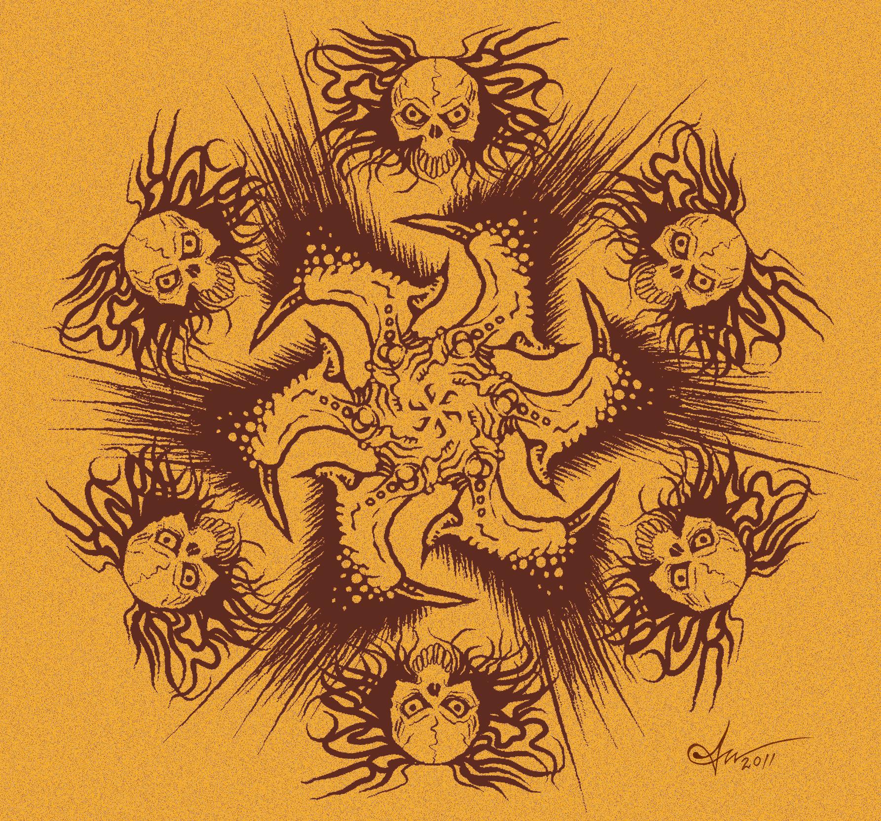 hallucination: wheel of death