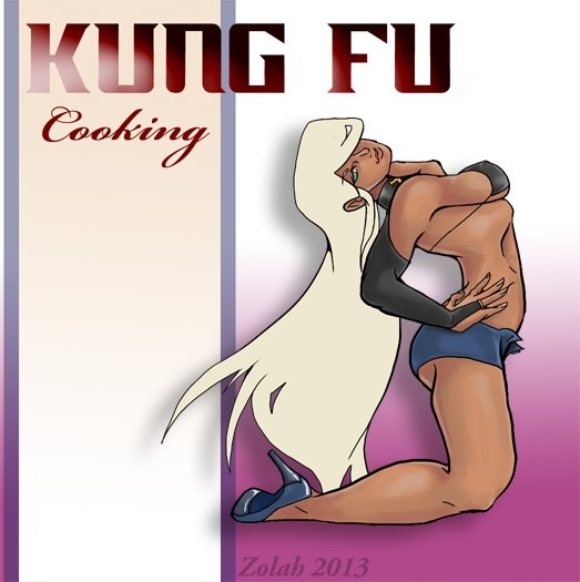 kung fu cooking
