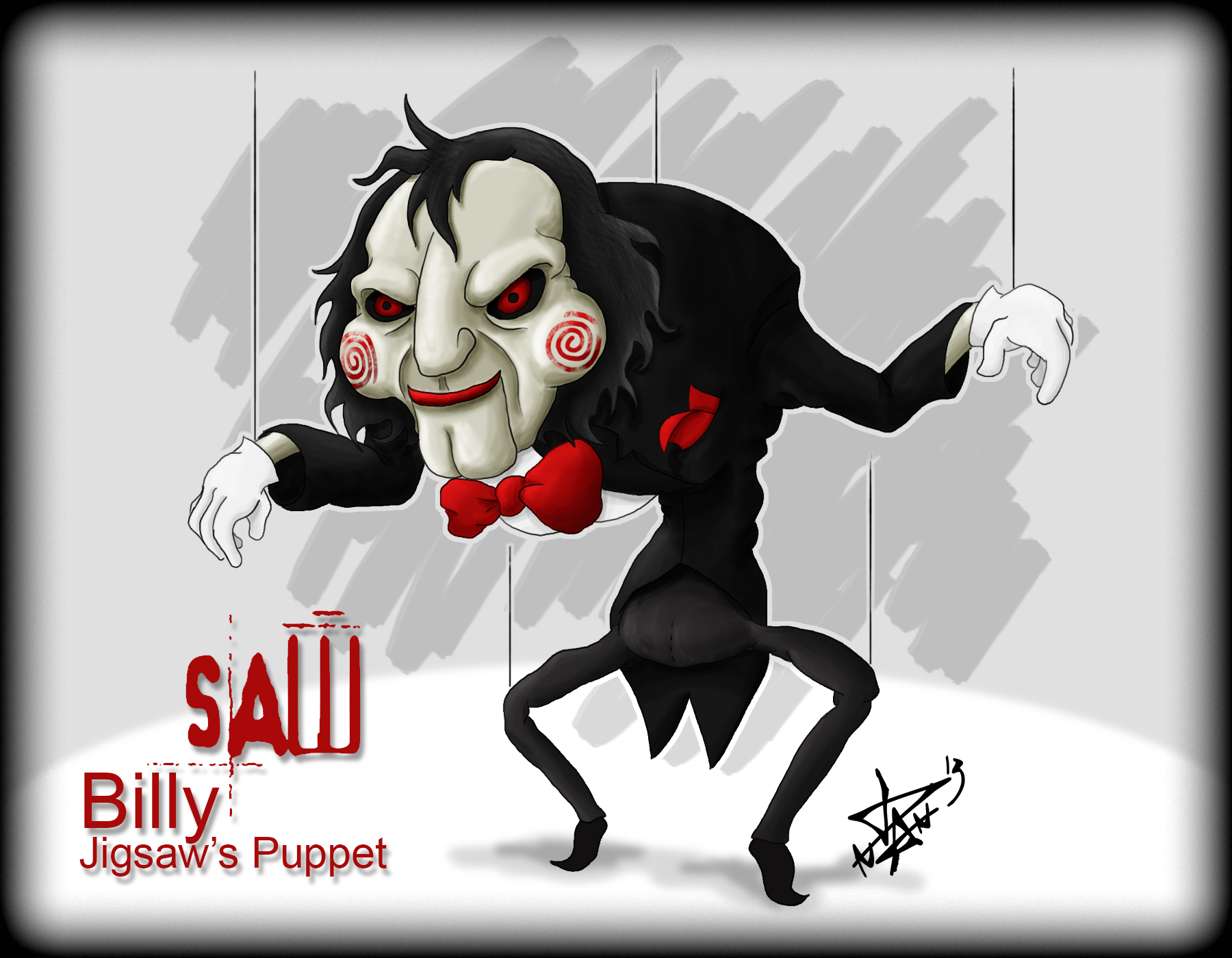 Billy, The Puppet