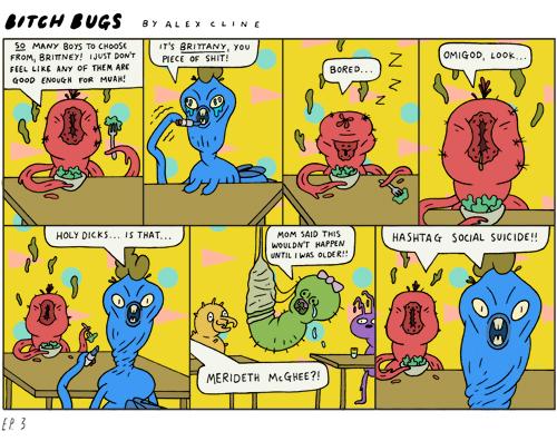 Bitch Bugs Episode 3