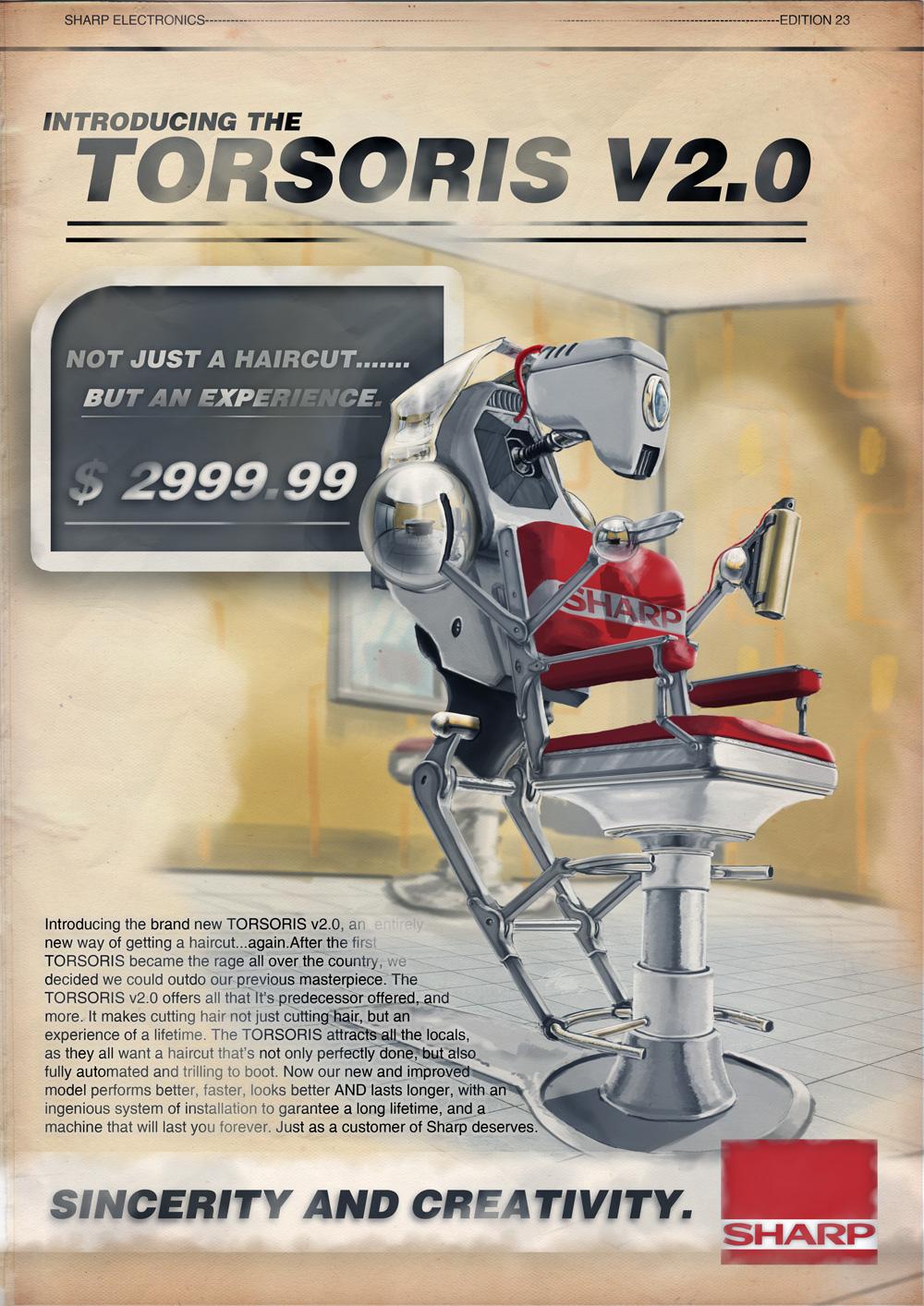 Barber Bot