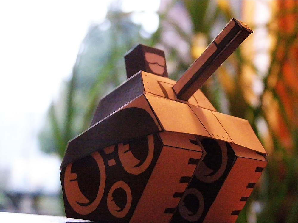 Foldable Tank-award