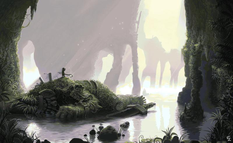 Elk's Forest Of Desolation