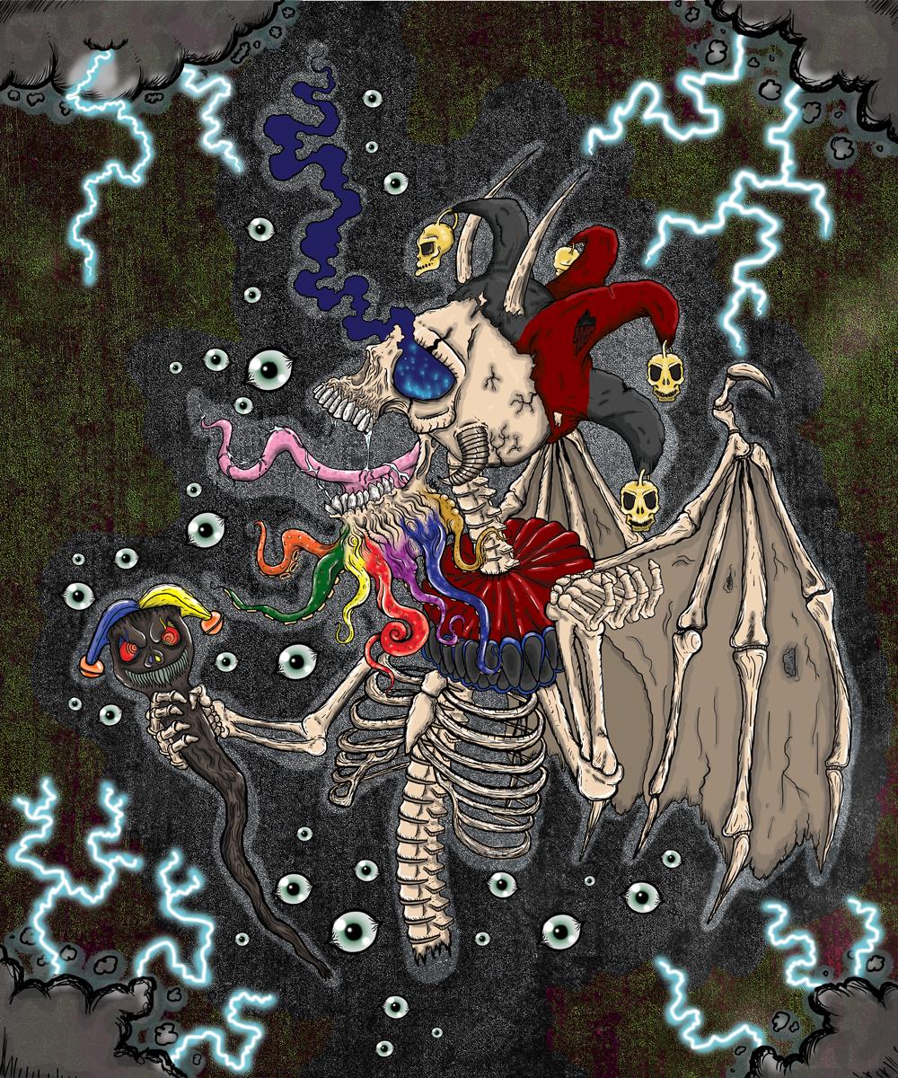 The Deity Of Chaos