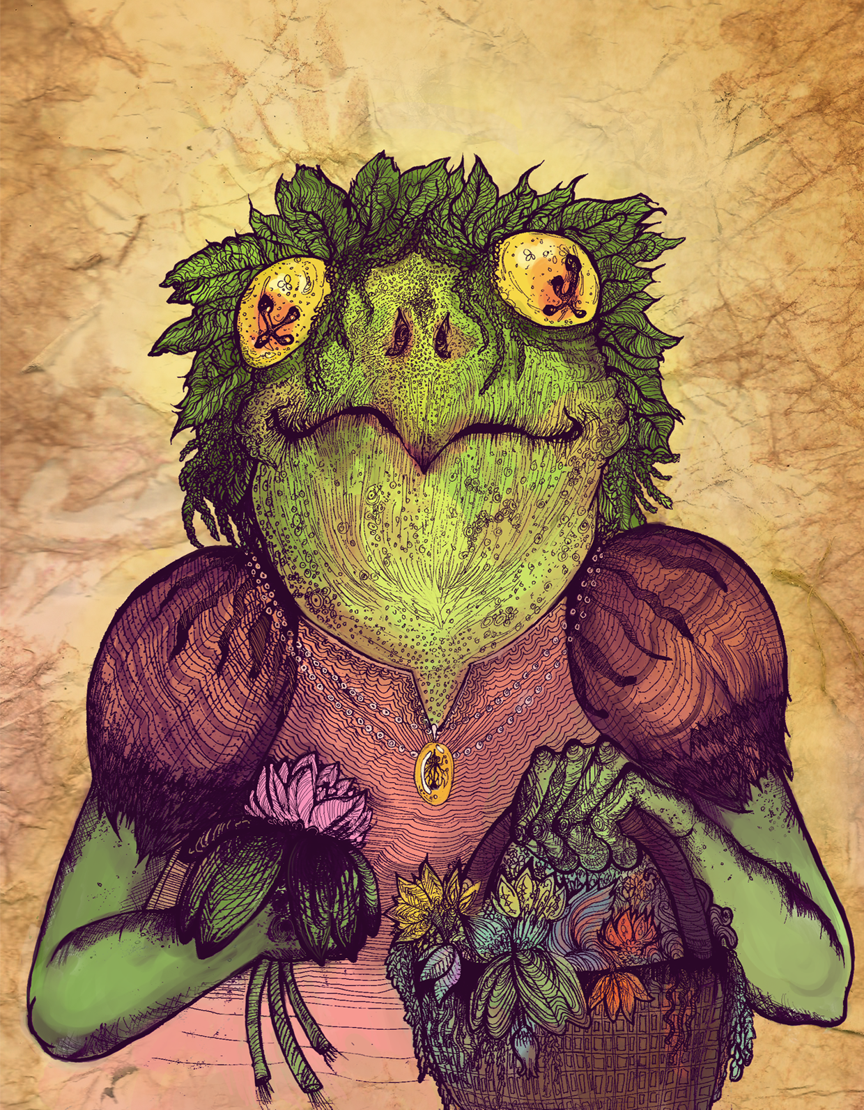 Swampmaiden