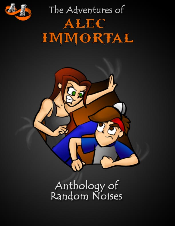 Alec Immortal: Cover Vol 1