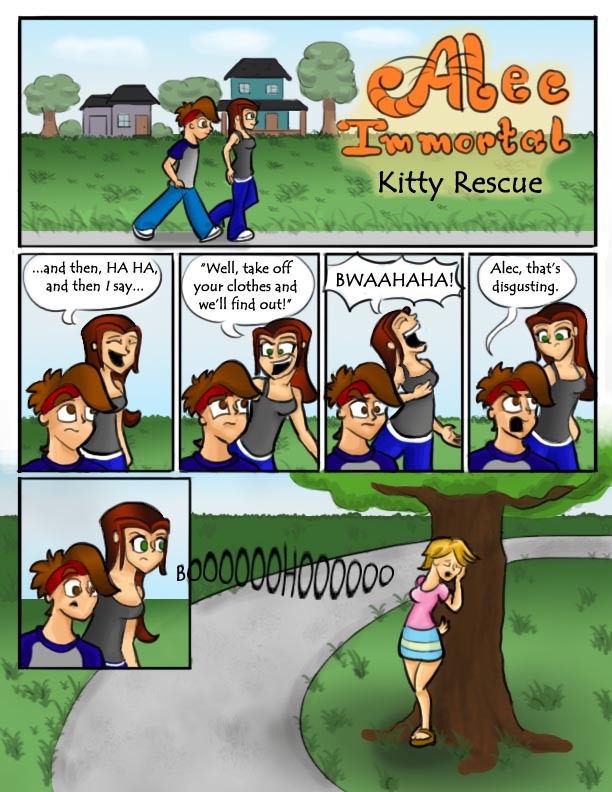 Kitty Rescue: pg1