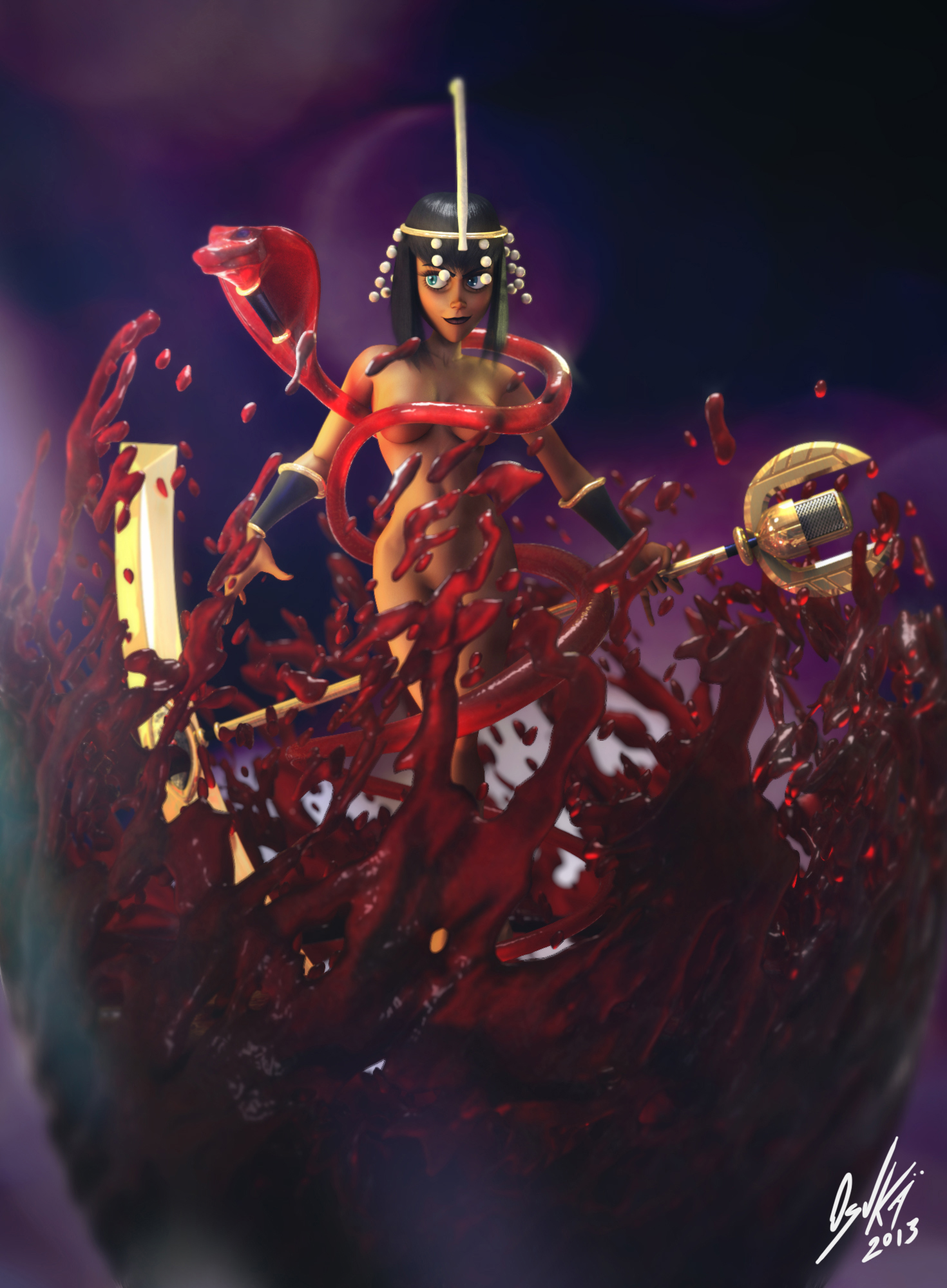 Eliza: Bloody Twirl