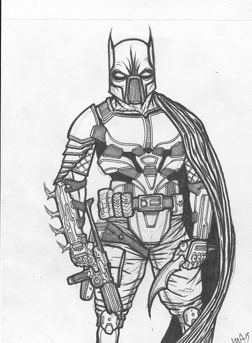 batman? w/ alil fett