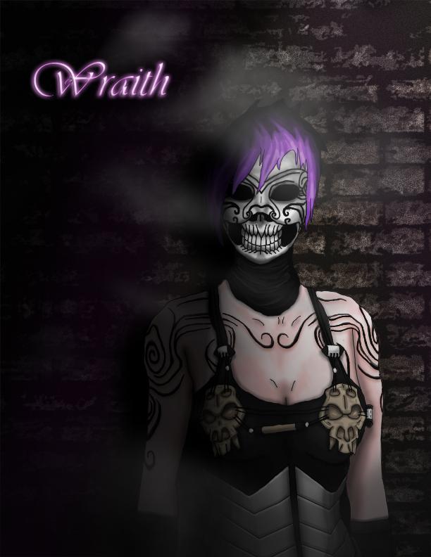Wraith - The Unknown Terror