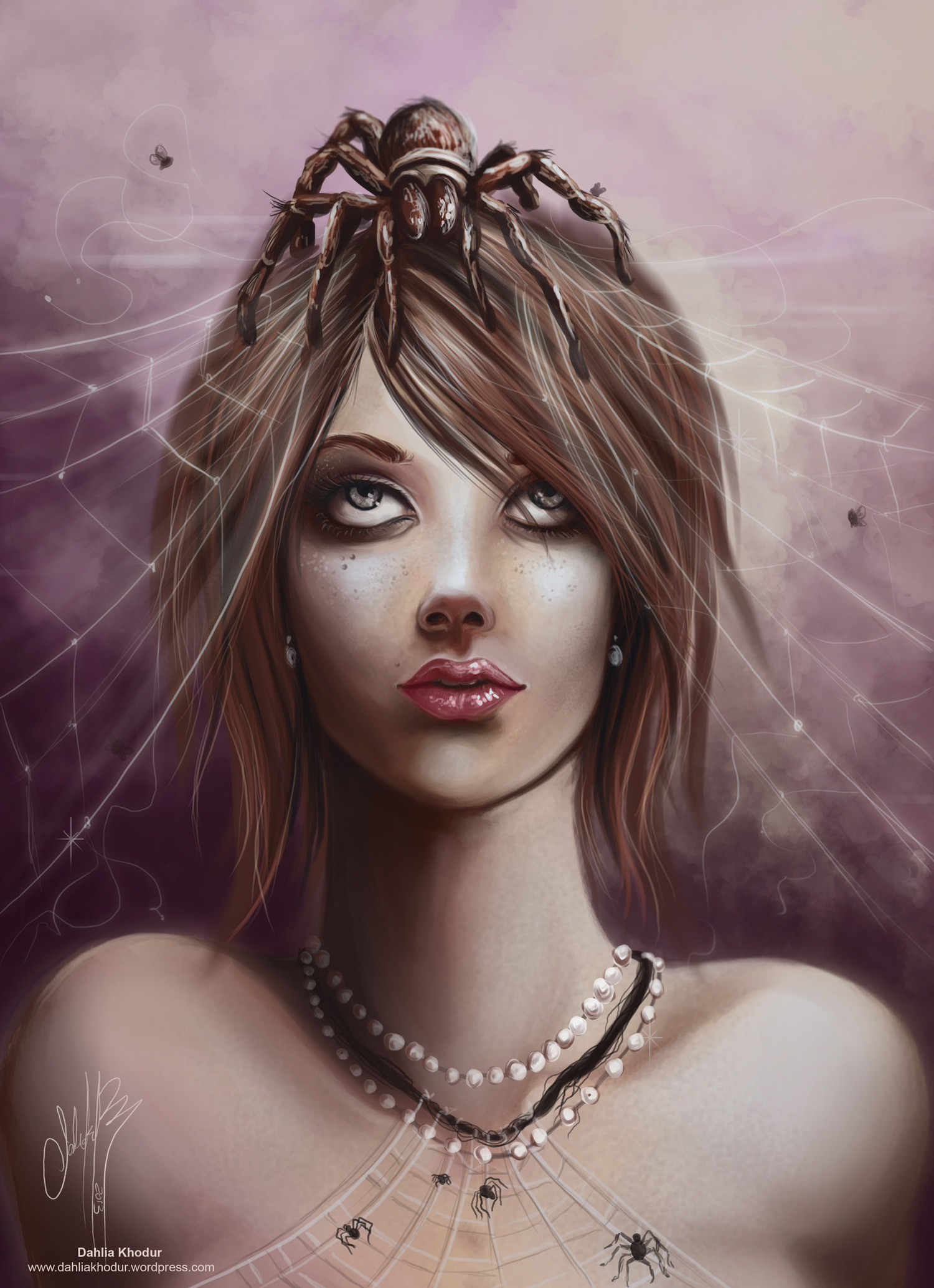 My Boyfriend is a Tarantula
