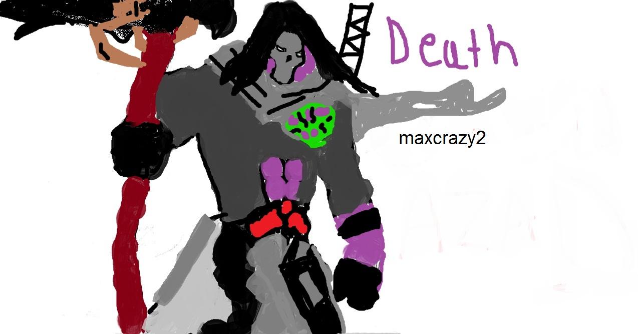 darksider death