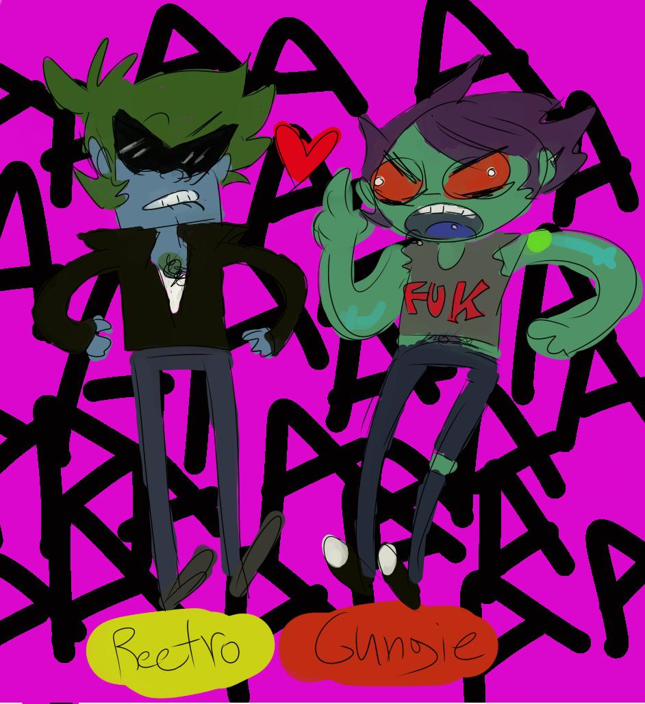 Reetro And Gungie