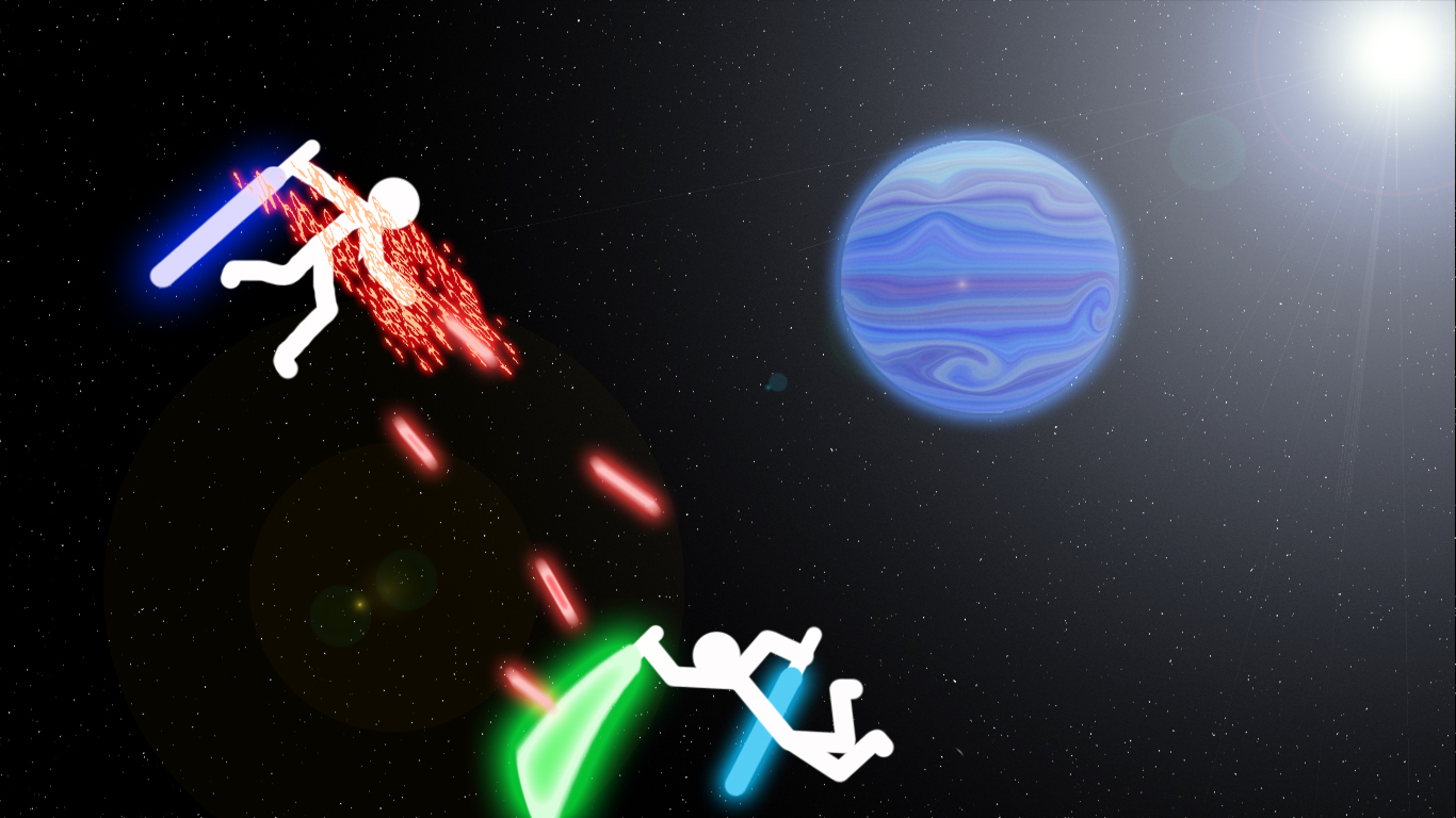 Stick Star Wars 2