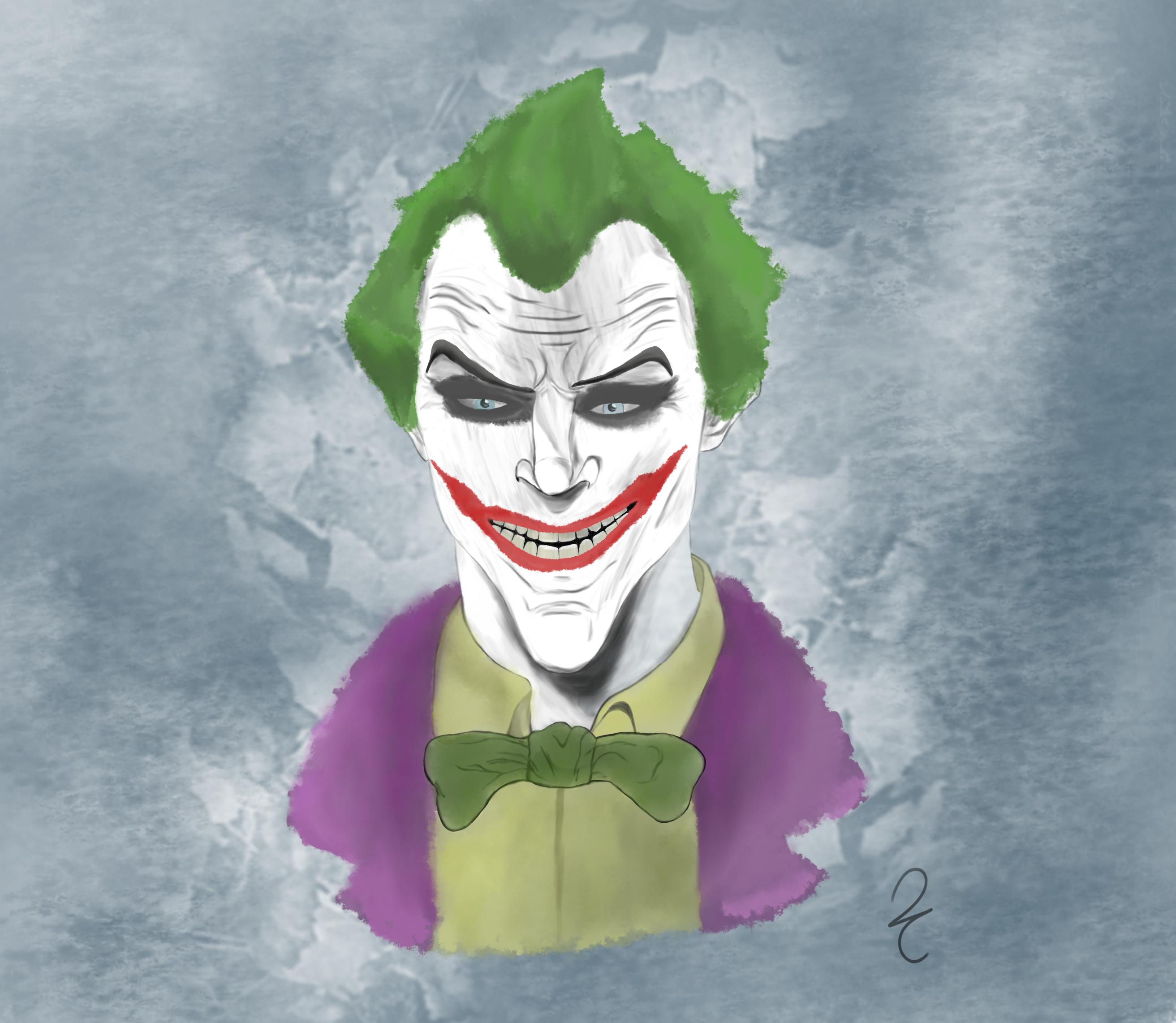 Arkham Smiles