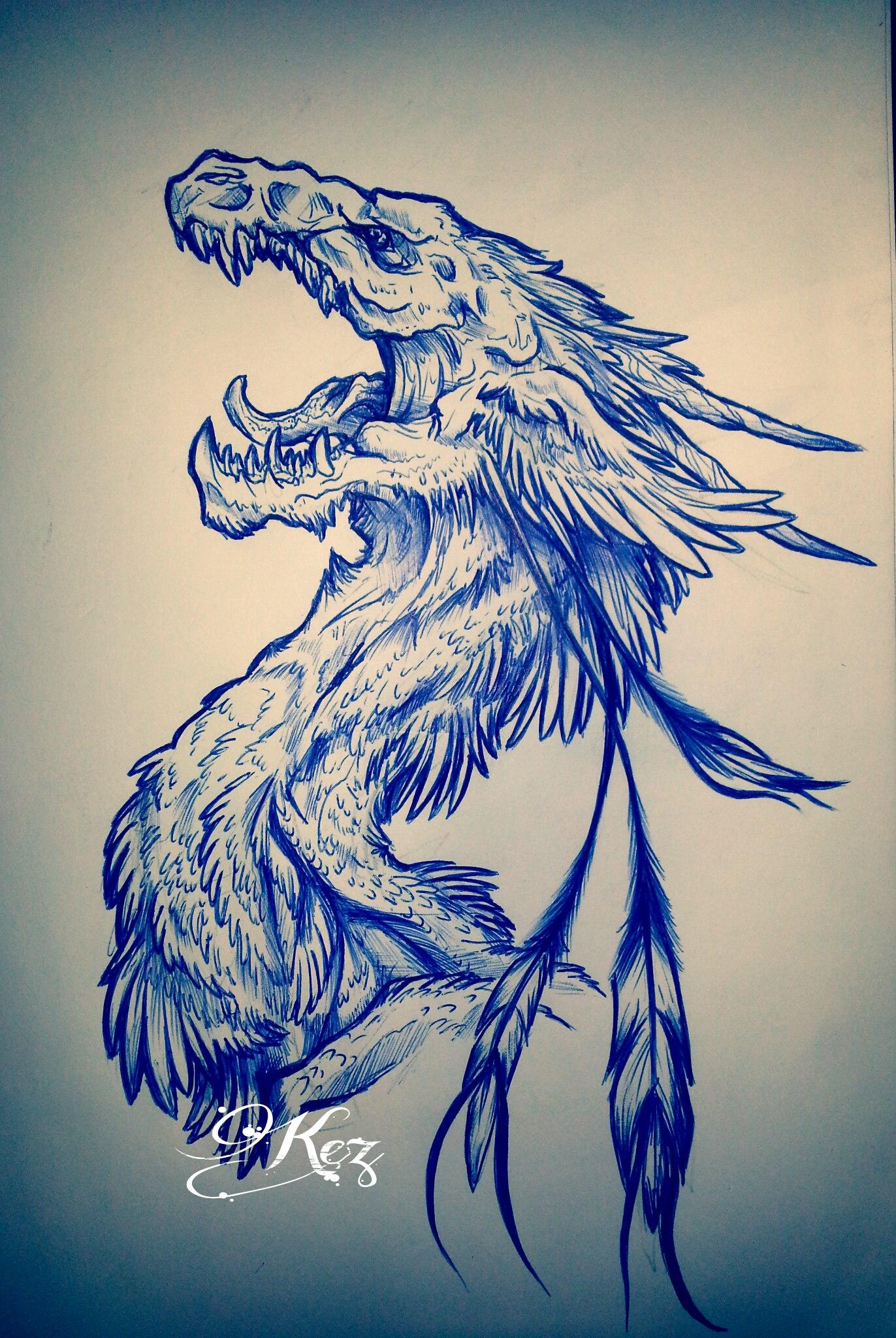 Creature Concept | Roar
