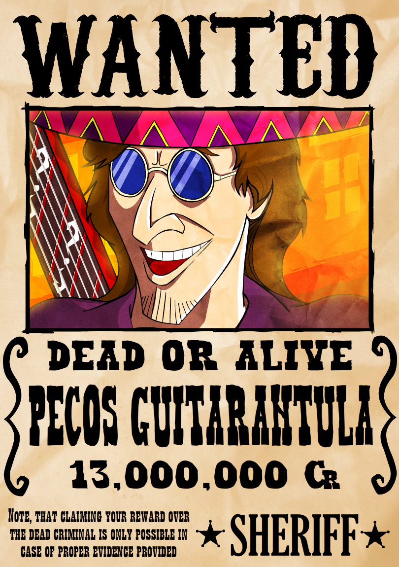 WANTED: PECOS