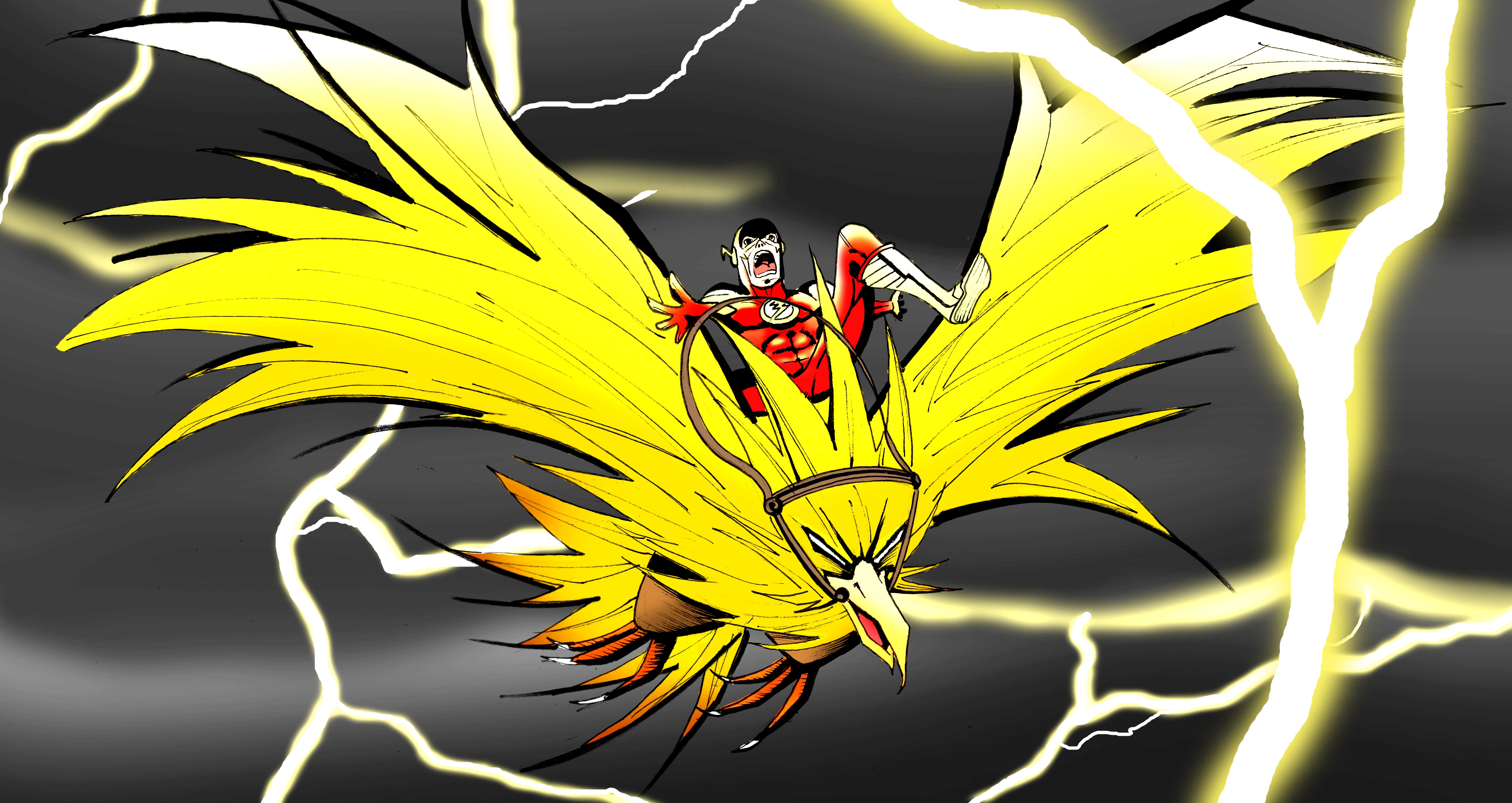 Zapdos & Flash