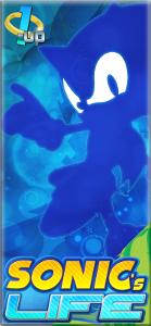 Sonic's Life Install Banner