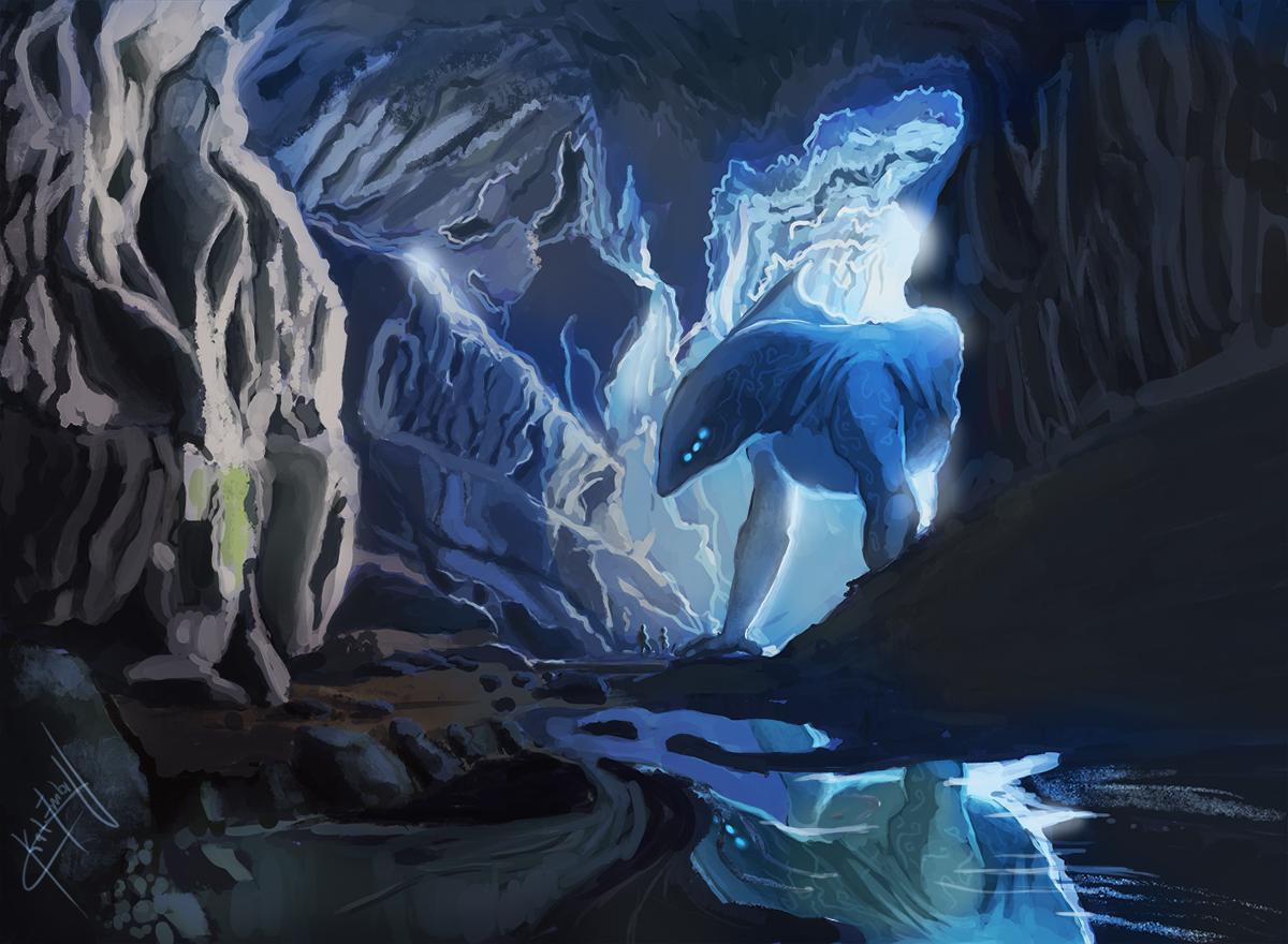 Winter Cave