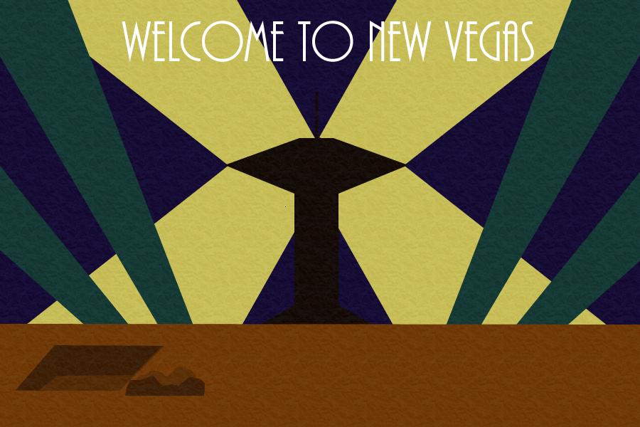 Fallout New Vegas Art Deco