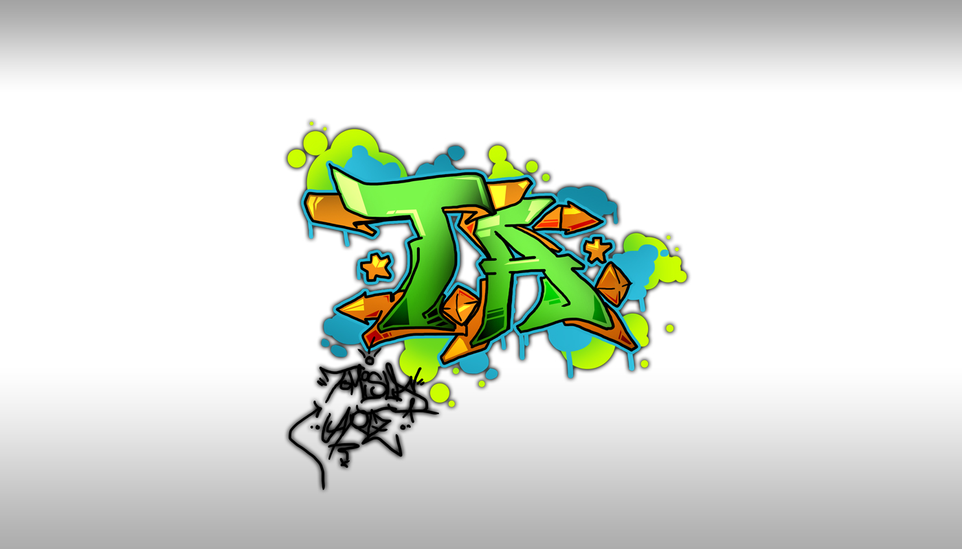 Digital Graffiti (TA)