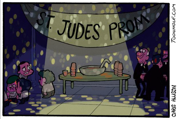 St. Jude's Prom