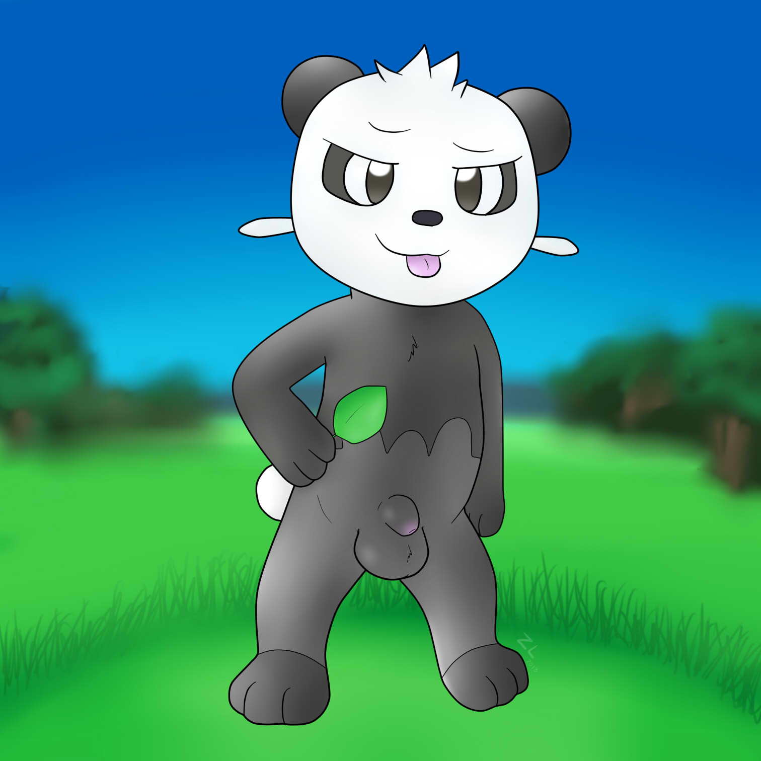 Pancham (oh look a penis!)
