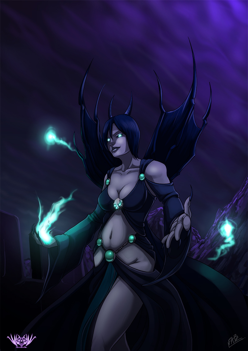 Hecate-Queen of witches