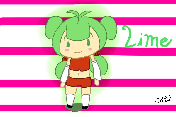 Lime Chibi