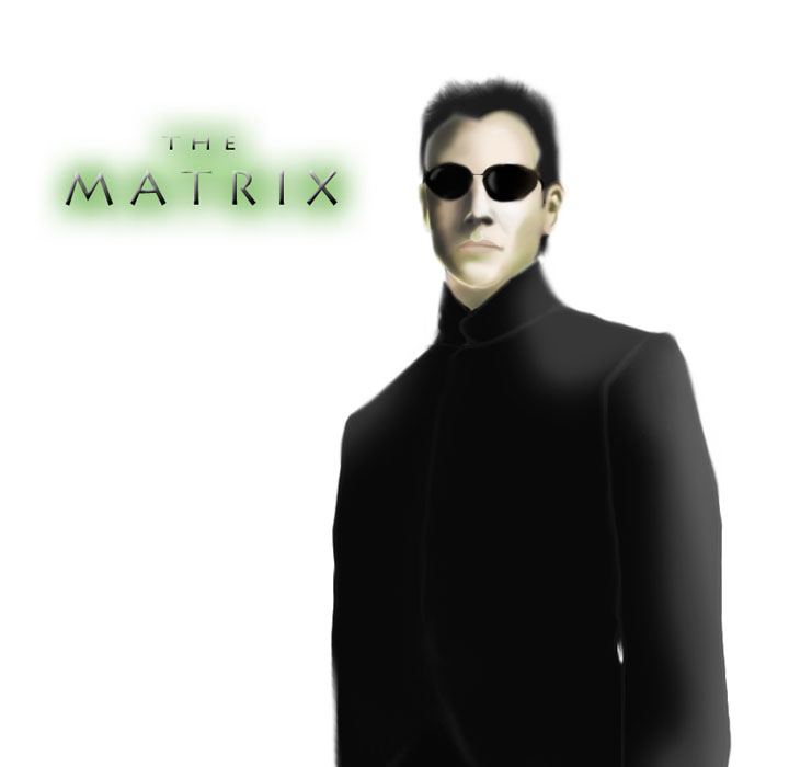 The Matrix : Neo
