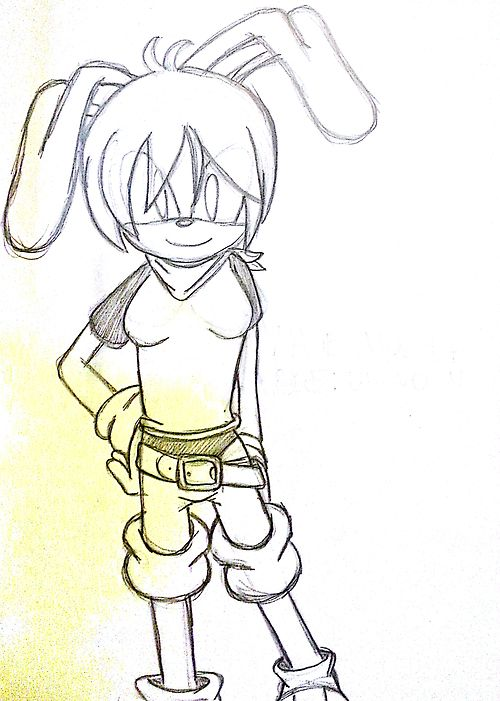 Mocha The Bunnyy