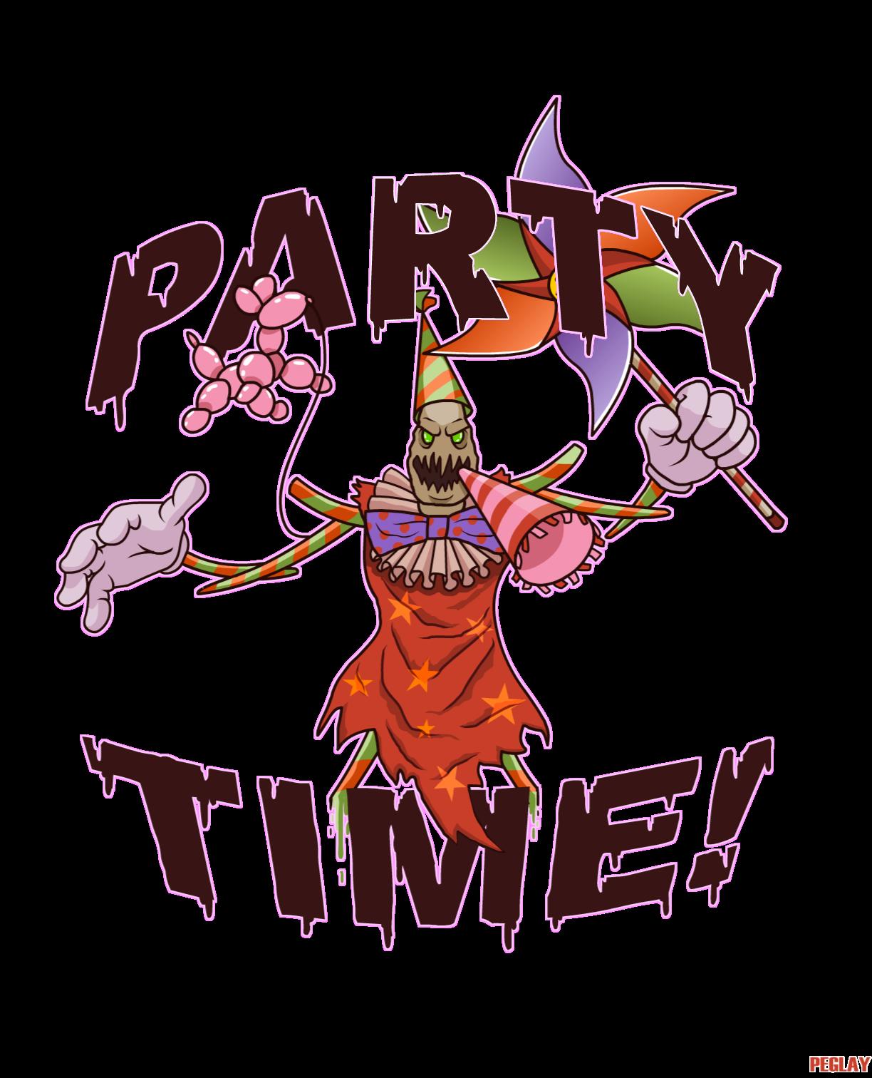 Party Time Fiddlesticks